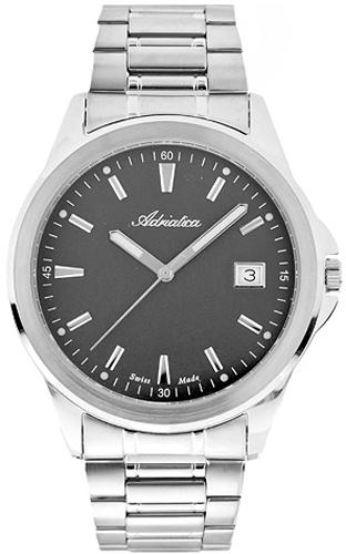 Zegarek męski Adriatica bransoleta A1163.5116Q - duże 1