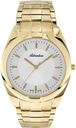 Zegarek męski Adriatica bransoleta A1173.1113Q - duże 1
