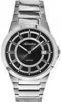 Zegarek męski Adriatica tytanowe A1175.4114Q - duże 1