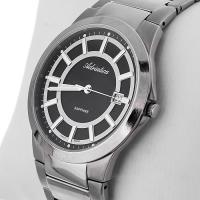Zegarek męski Adriatica tytanowe A1175.4114Q - duże 2
