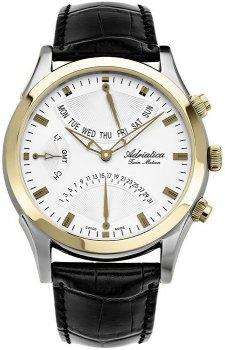 Zegarek męski Adriatica Pasek A1191.2213CH-POWYSTAWOWY - zdjęcie 1