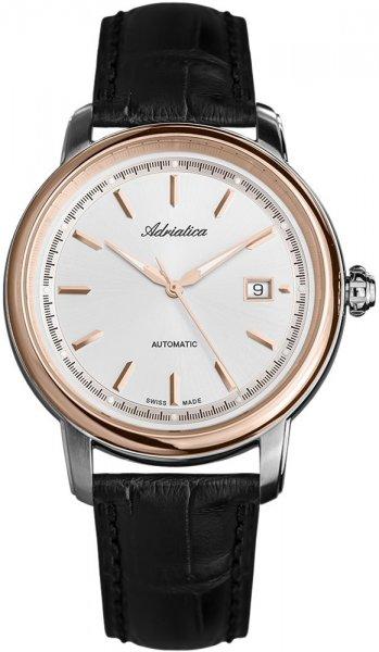 Zegarek Adriatica A1197.R213A - duże 1
