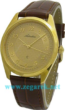 Zegarek męski Adriatica pasek A1206.1221 - duże 1