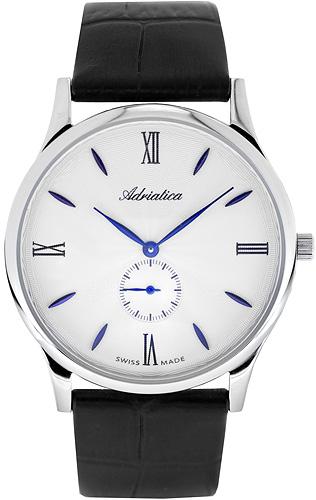 Zegarek męski Adriatica pasek A1230.52B3Q - duże 1