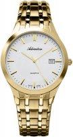 Zegarek męski Adriatica bransoleta A1236.1113Q - duże 1