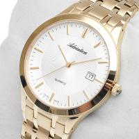 Zegarek męski Adriatica bransoleta A1236.1113Q - duże 2
