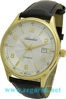 Zegarek męski Adriatica pasek A12405.1253cc - duże 1