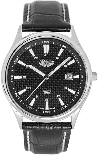 Zegarek męski Adriatica pasek A12406.5214Q - duże 1