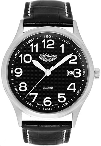 Zegarek męski Adriatica pasek A12406.5224Q - duże 1