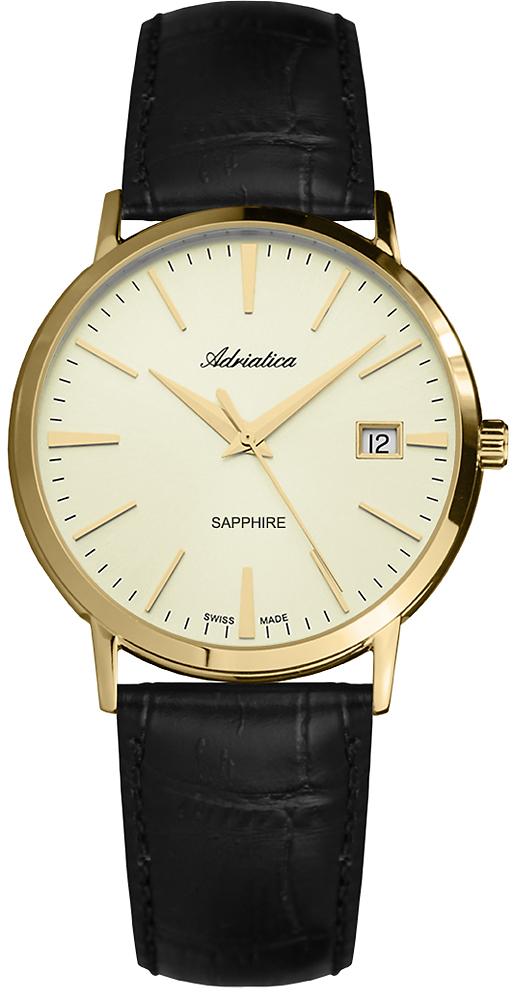 A1243.1211QS - zegarek męski - duże 3