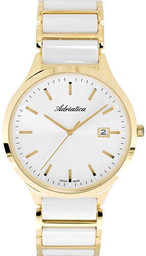 Zegarek Adriatica A1249.D113Q - duże 1
