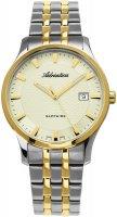 Zegarek męski Adriatica bransoleta A1258.2111Q - duże 1