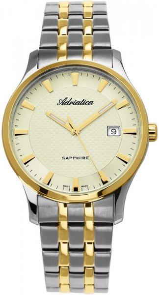 Zegarek Adriatica A1258.2111Q - duże 1