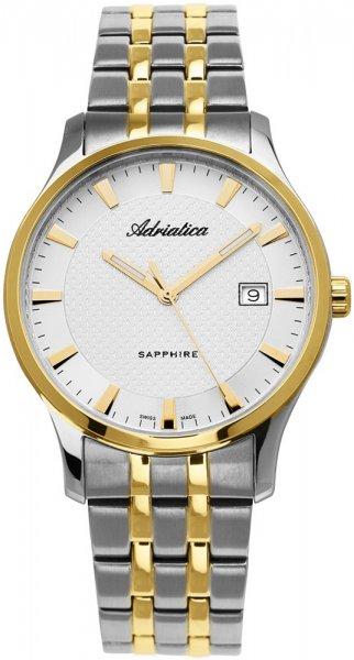 Zegarek Adriatica A1258.2113Q - duże 1