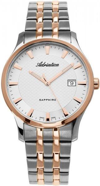 Zegarek Adriatica A1258.R113Q - duże 1
