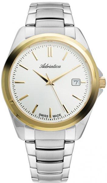 Zegarek Adriatica  A1265.2113Q - duże 1