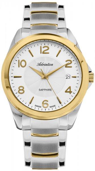 Zegarek Adriatica  A1265.2153Q - duże 1