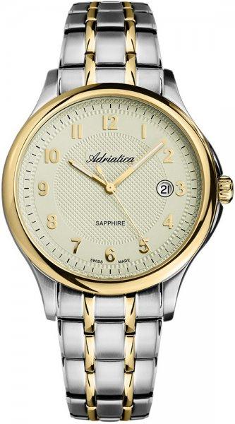 Zegarek Adriatica A1272.2121Q - duże 1