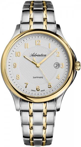 Zegarek Adriatica A1272.2123Q - duże 1