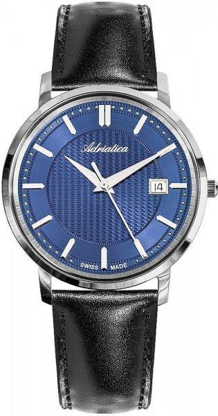 Zegarek męski Adriatica pasek A1277.5215Q - duże 3