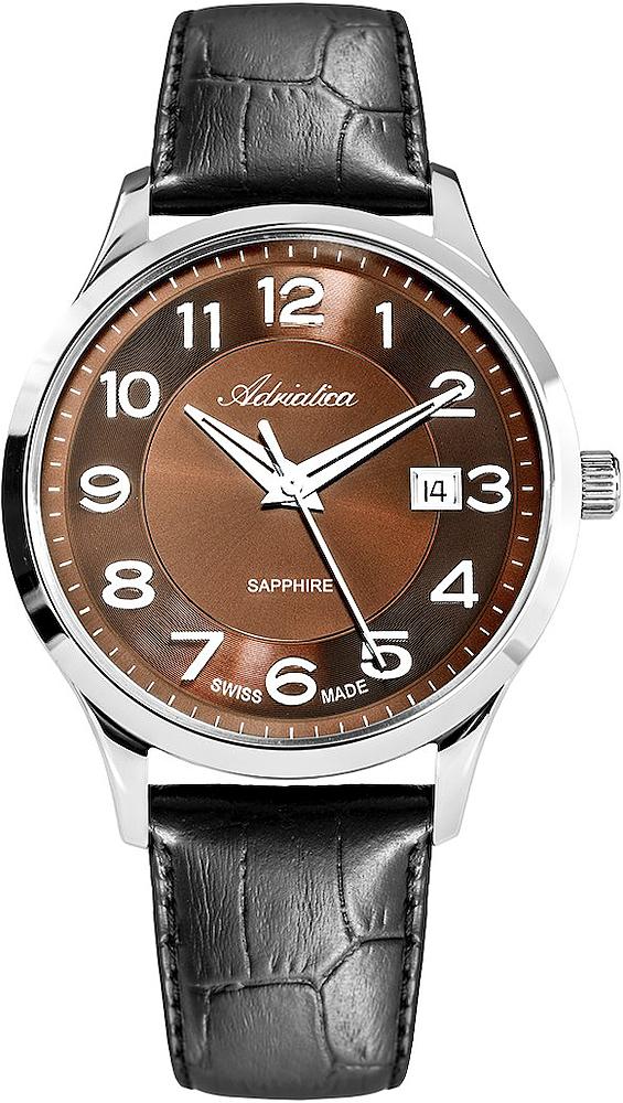 Zegarek Adriatica A1278.522GQ - duże 1