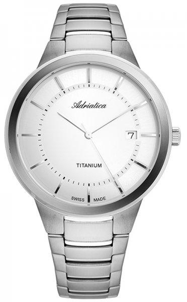 Zegarek Adriatica A1282.4113Q - duże 1
