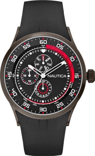 Zegarek męski Nautica pasek A15649G - duże 1