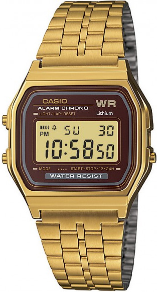 A159WGEA-5EF - zegarek damski - duże 3