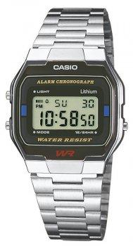 zegarek unisex Casio Retro A163WA-1QES