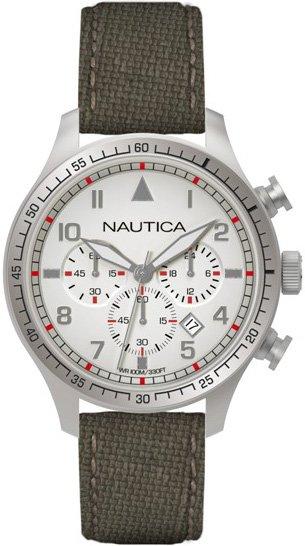 Zegarek męski Nautica pasek A16580G - duże 1