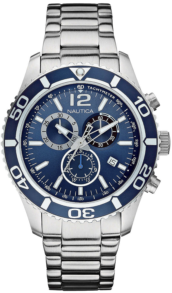 A16665G - zegarek męski - duże 3
