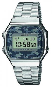 zegarek męski Casio Retro A168WEC-1EF-POWYSTAWOWY