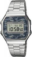zegarek męski Casio A168WEC-1EF
