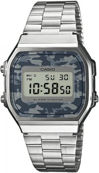 zegarek męski Casio Retro A168WEC-1EF