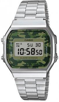 zegarek męski Casio Retro A168WEC-3EF