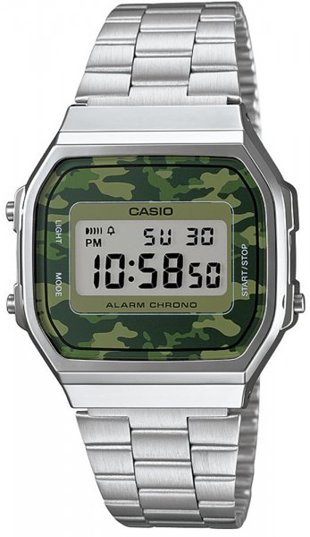 Zegarek Casio A168WEC-3EF - duże 1
