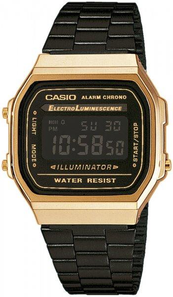 Zegarek Casio A168WEGB-1BEF - duże 1