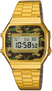 zegarek męski Casio Retro A168WEGC-3EF