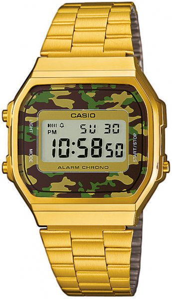 A168WEGC-3EF - zegarek męski - duże 3