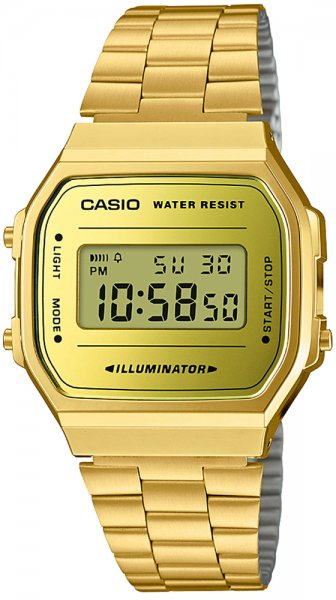 Zegarek Casio A168WEGM-9EF - duże 1