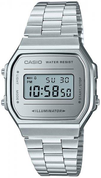 Zegarek Casio A168WEM-7EF - duże 1