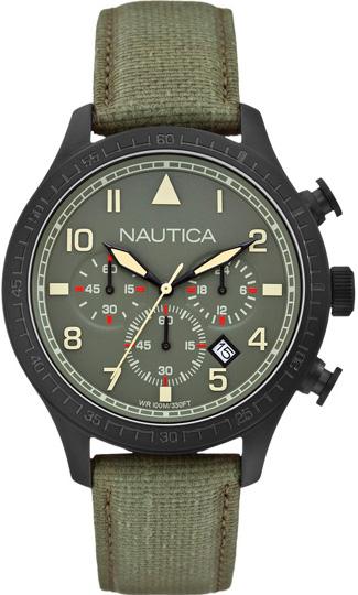 Zegarek Nautica A18684G - duże 1