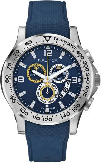 Zegarek Nautica A19602G - duże 1