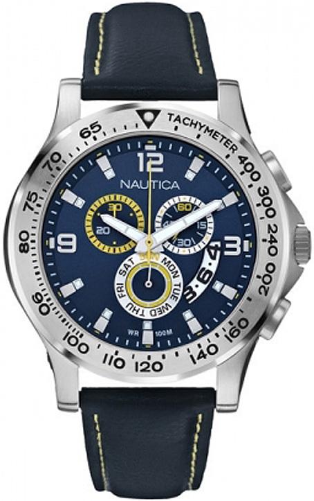 Zegarek Nautica A19608G - duże 1