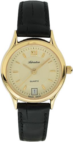 Zegarek damski Adriatica pasek A2207.1261Q - duże 1
