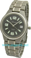 Zegarek męski Adriatica bransoleta A24118.4154 - duże 1
