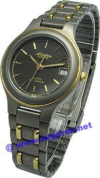 Zegarek damski Adriatica tytanowe A3002.6114Q - duże 1