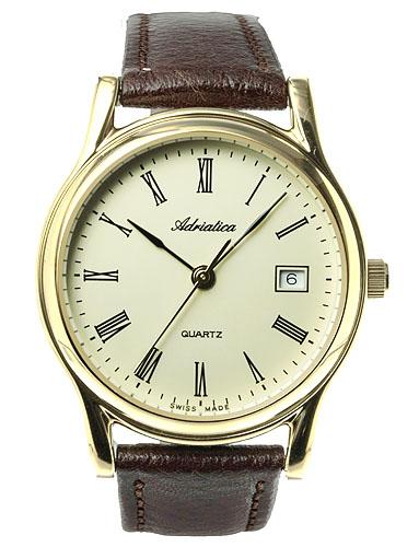 Zegarek damski Adriatica pasek A3004.1231Q - duże 1
