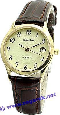 Zegarek damski Adriatica pasek A3008.1221Q1 - duże 1
