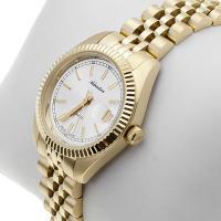 Zegarek damski Adriatica bransoleta A3090.1113Q - duże 2